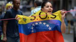 Crisis política y económica empuja a venezolanos hasta