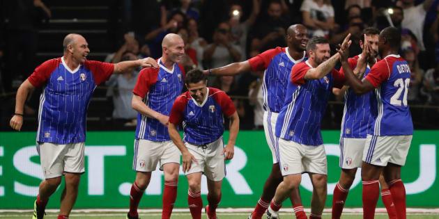 """En 1998 comme en 2018, le discours d'une équipe de France """"black-blanc-beur"""" reste un mythe."""