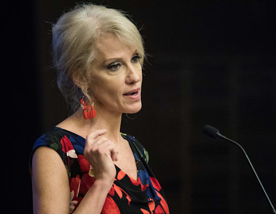 Conway: 'Nobody likes' family separation at border