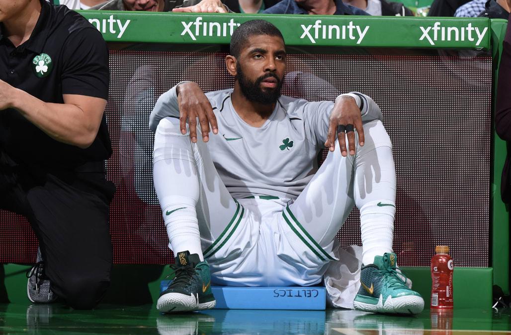0b862e2ce6de Report  Celtics All-Star Kyrie Irving out for season