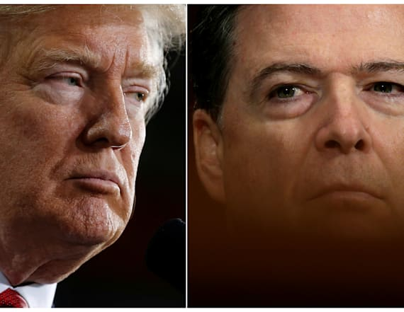 Poll: More Americans believe Comey over Trump