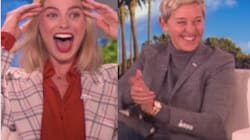 Margot Robbie Hilariously Honeymooned With Ellen, Barack