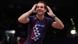 Renaud Lavillenie champion du monde en salle du saut à la