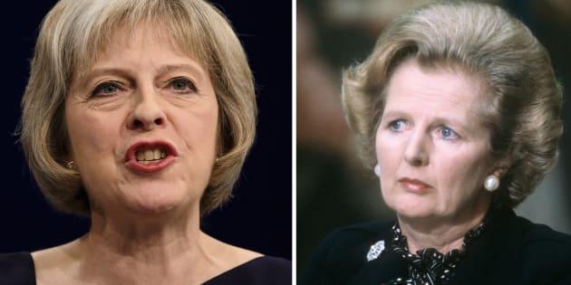 """Ex-espion russe empoisonné: Theresa May vit-elle sa """"reconquête des Malouines"""" comme Margaret Thatcher?"""