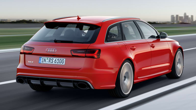 Audi Rs6 Avant Could Legitimately Be Coming Back To The Us Autoblog