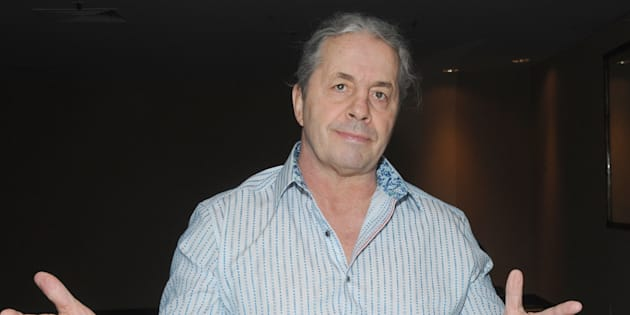 "Bret Hart attends the ""Big Event"" at the LaGuardia Plaza Hotel on March 4, 2017 in New York City."