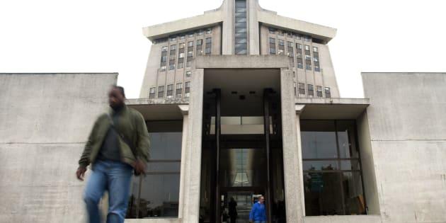 Le tribunal de grande instance de Créteil, où se déroulait le procès (illustration).
