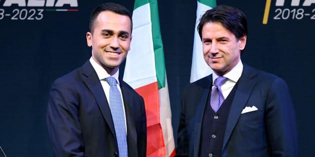 Giuseppe Conte proposé par les populistes italien pour diriger le gouvernement