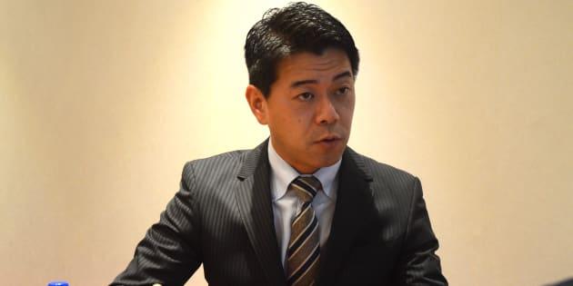 フリーアナウンサーの長谷川豊氏