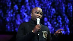 Here's Dr Tumi's 4 Pointers For Gospel Singers, After Filling Up The