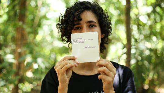 Dia 213: Jade Bittencourt, a poeta