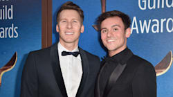 Tom Daley And Dustin Lance Black Welcome Son Robert