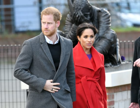 Report: Meghan Markle has changed Harry's diet