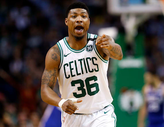 Marcus Smart, Boston Celtics shake on $52M deal