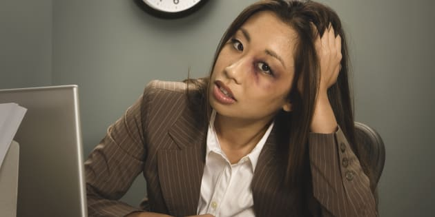 800,000 women in the Australian workforce are living or have lived in an abusive relationship.