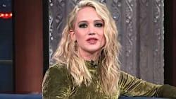 Jennifer Lawrence considère Harvey Weinstein comme une «pustule au cul qui ne veut pas