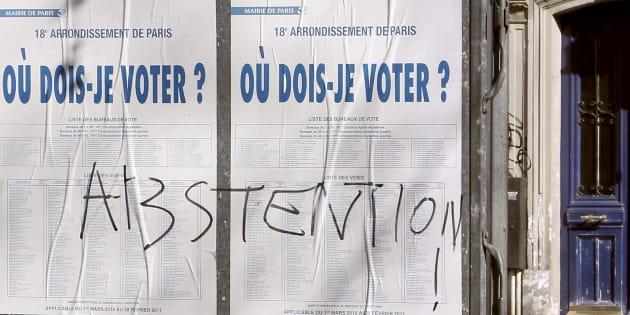 Messieurs Ruquier, Barthès, Hanouna... Ne bâillonnez pas les abstentionnistes!