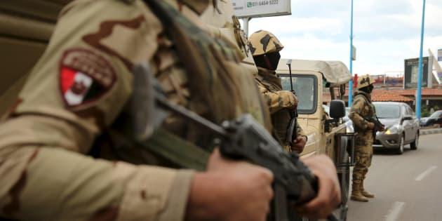 Au moins 35 policiers et soldats tués en Égypte dans des affrontements avec des islamistes