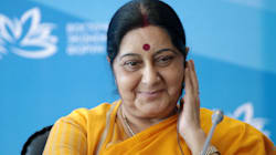 Sushma Swaraj Comes To The Aid Of Russian Man Spotted Begging Outside Kanchipuram