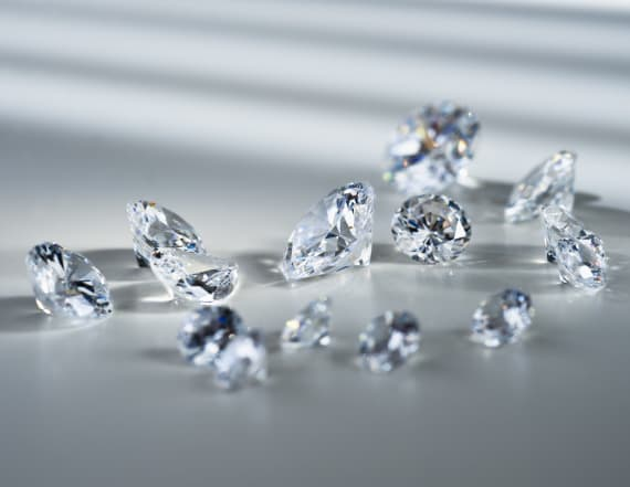 Quadrillion ton of diamonds are under Earth's crust