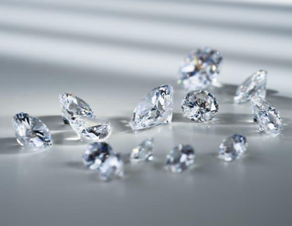 Quadrillion ton of diamonds are under Earth's crust