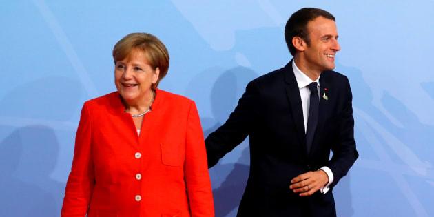 Avec Merkel et Macron, le couple franco-allemand peut-il retrouver la force qu'il avait avec Kohl et Mitterrand?