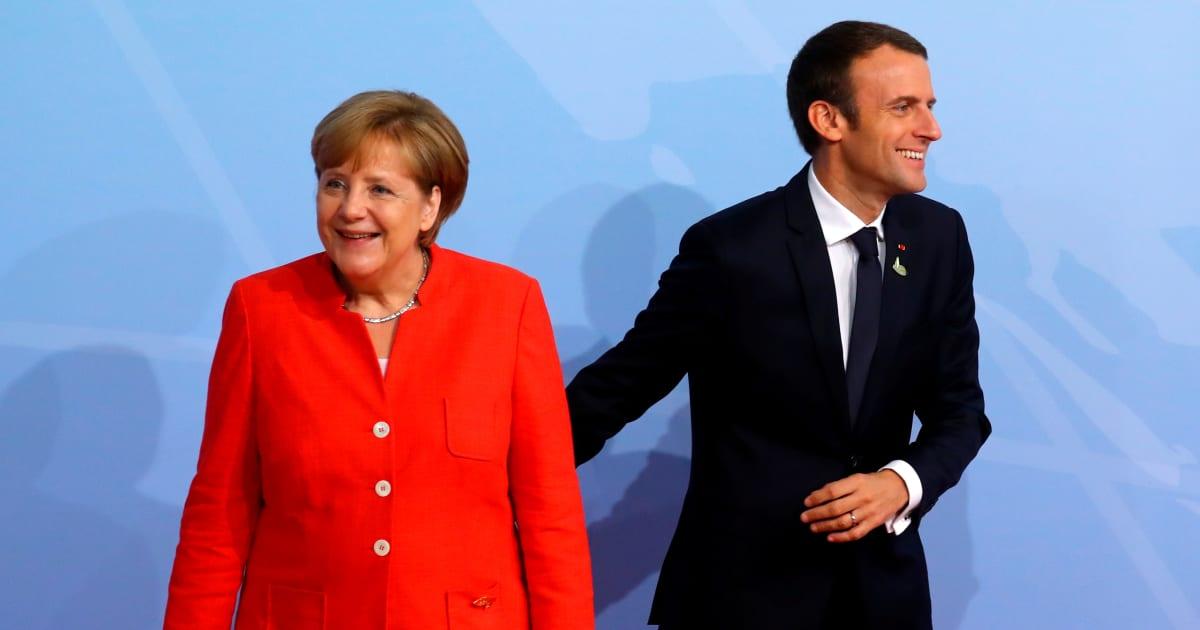 Avec merkel et macron le couple franco allemand peut il - Cabinet de recrutement franco allemand ...