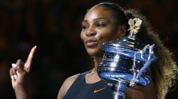 El detalle ingenioso de Serena Williams al presentar a su