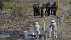 Así es como los huachicoleros llevan gas robado hacia Estados Unidos, según