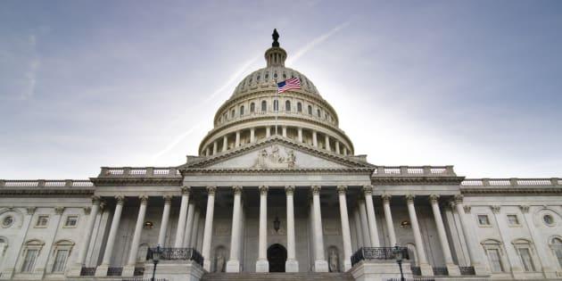 Le Capitole qui abrite entre autres la Chambre des représentants.