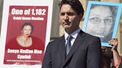 Trudeau Suggests He Won't Intervene In Troubled MMIW