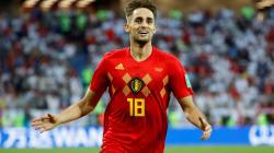 La Belgique triomphe de l'Angleterre grâce au but sublime d'Adnan