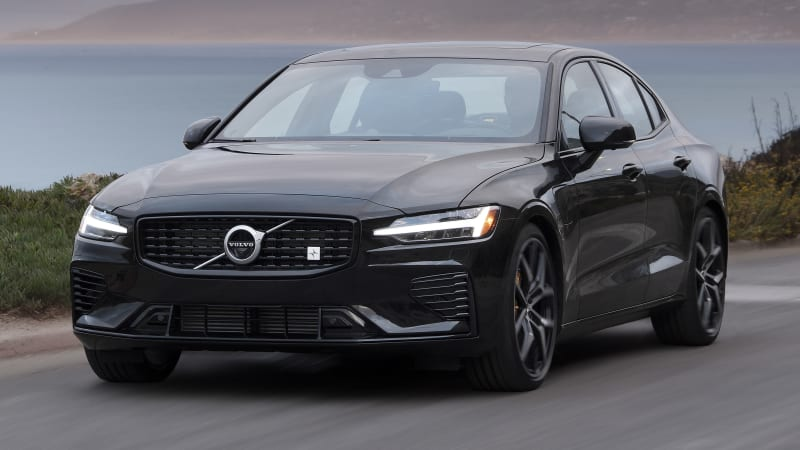 2019 Volvo S60 Polestar Engineered First Drive Review Autoblog