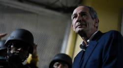 Arrestan a Álvaro Colom, expresidente de