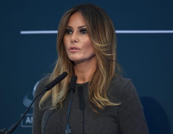 Melania Trump not surprised by media ridicule