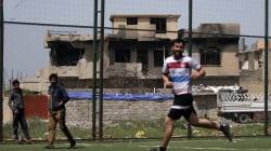 El fútbol regresa a Mosul tras la derrota de los