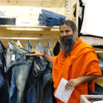 From Boring Undies To Tacky Sneakers, Ramdev's Clothing Store Is A Big