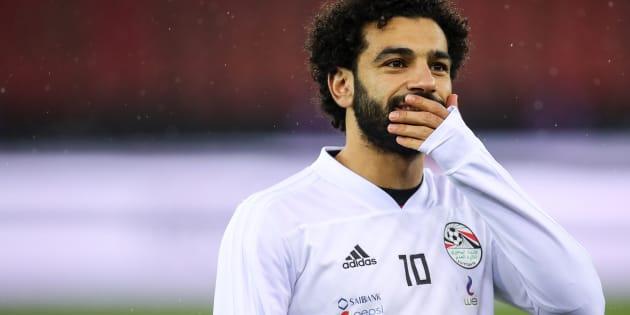 Mohamed Salah podría recuperase de su lesión en el hombro en tres semanas, de acuerdo con el médico de la Selección de Egipto.