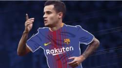 Los Reyes Magos llegan a Barcelona: Coutinho ya es jugador del