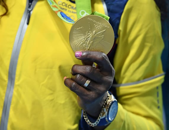 Over 100 Rio Olympic medals are defective