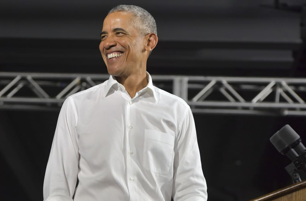Image result for Barack Obama Debuts On BillBoard Hot R & B Songs Chart