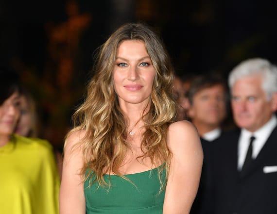 Gisele Bündchen goes makeup-free for Vogue Italia