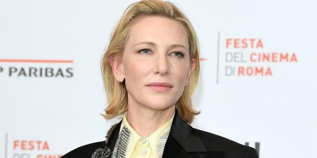 """Cate Blanchett: """"S"""