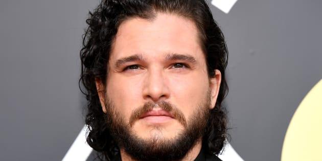 """""""Game of Thrones"""": Kit Harington veut couper ses cheveux après la fin de la série."""