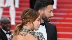 À Cannes, Nabilla a osé le dos nu vertigineux sur le tapis