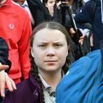 Macron a reçu Greta Thunberg, à la demande de la jeune activiste de 16