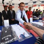 350.000 euros de produits dérivés de l'Élysée vendus en trois