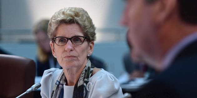 A Progressive-Conservative MPP has apologized to Ontario Premier Kathleen Wynne for comments he made in a radio interview after her lawyers warned he could face a defamation lawsuit.