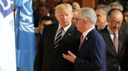 Hundreds Of U.S. Marines Leave Australia After Troop