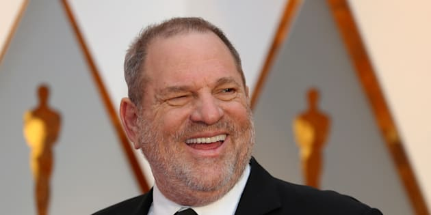 Harvey Weinstein à Hollywood le 26 février 2017.